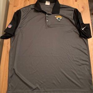 Nike Jacksonville Jaguars Men's Polo